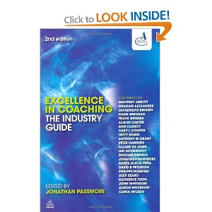 Excellence in Coaching cover page